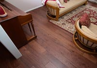 reddish brown Hickory