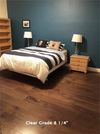 Clear grade Walnut