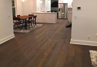 Dark White Oak clear