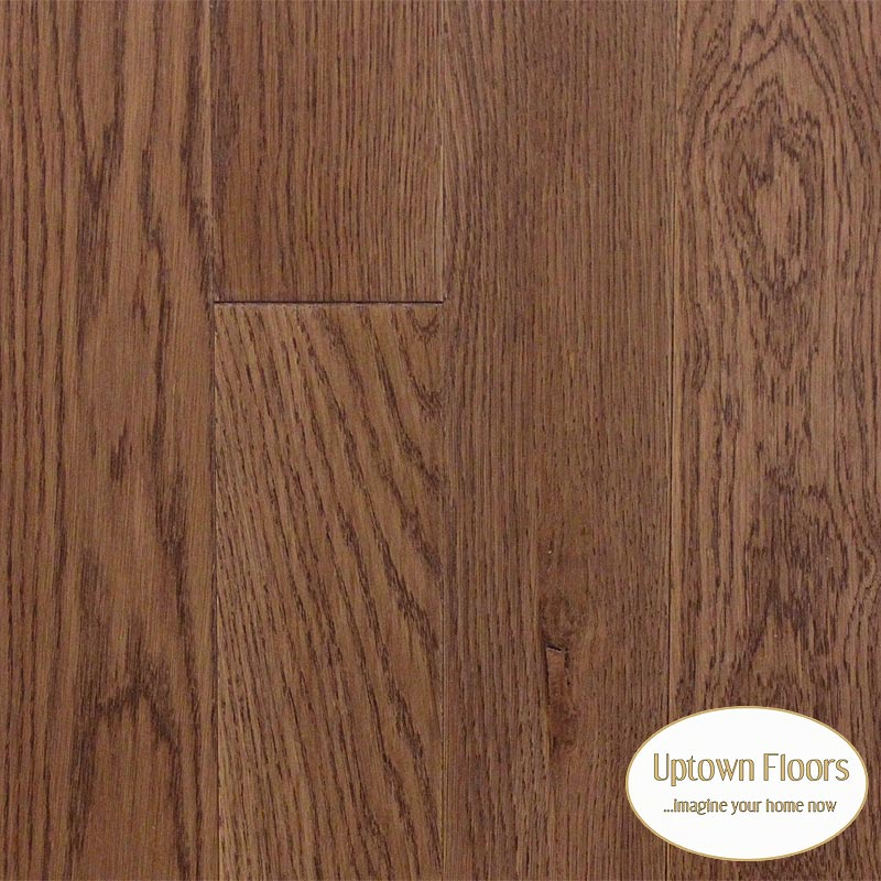 Antique Walnut White Oak Wire Brushed