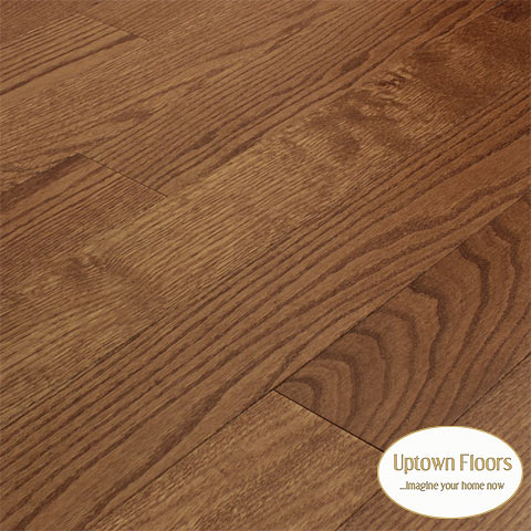 Honey brown chestnut clear red oak