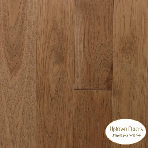 Caramel Color Clear Hickory Hardwood