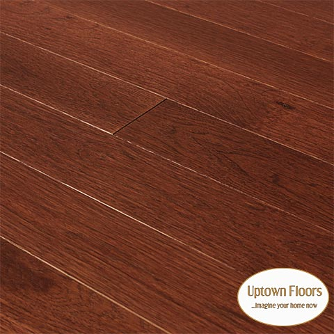 Red Burgandy stained character Hickory