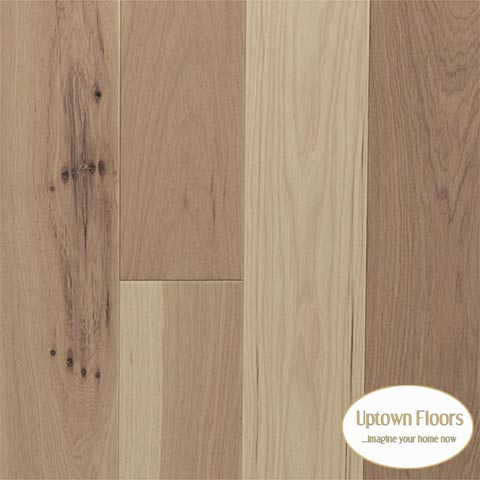Light Beige stained Hickory