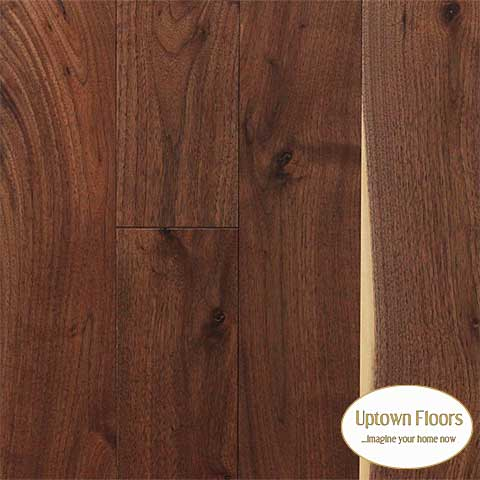 Character Walnut 3/4 inch engineered