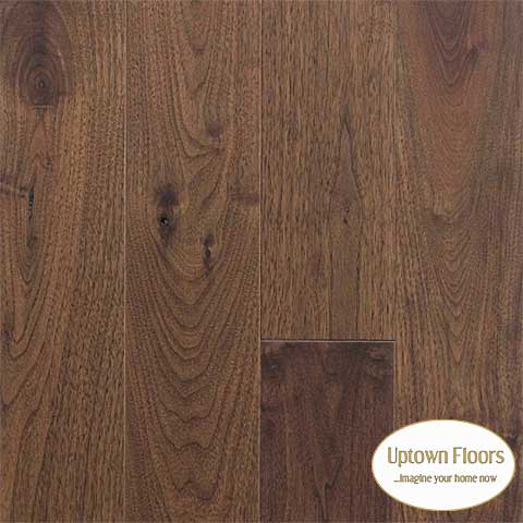 Dark stained character Walnut