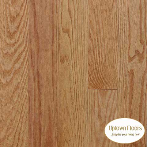 Red Oak Clear3/4 inch engineered
