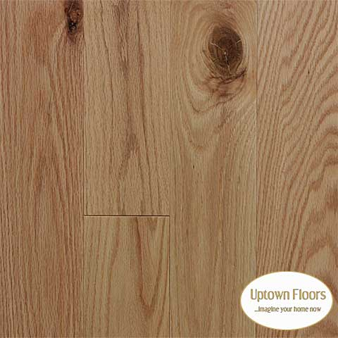 Red Oak Character 3/4 inch engineered