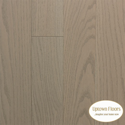 Cream, grey red oak