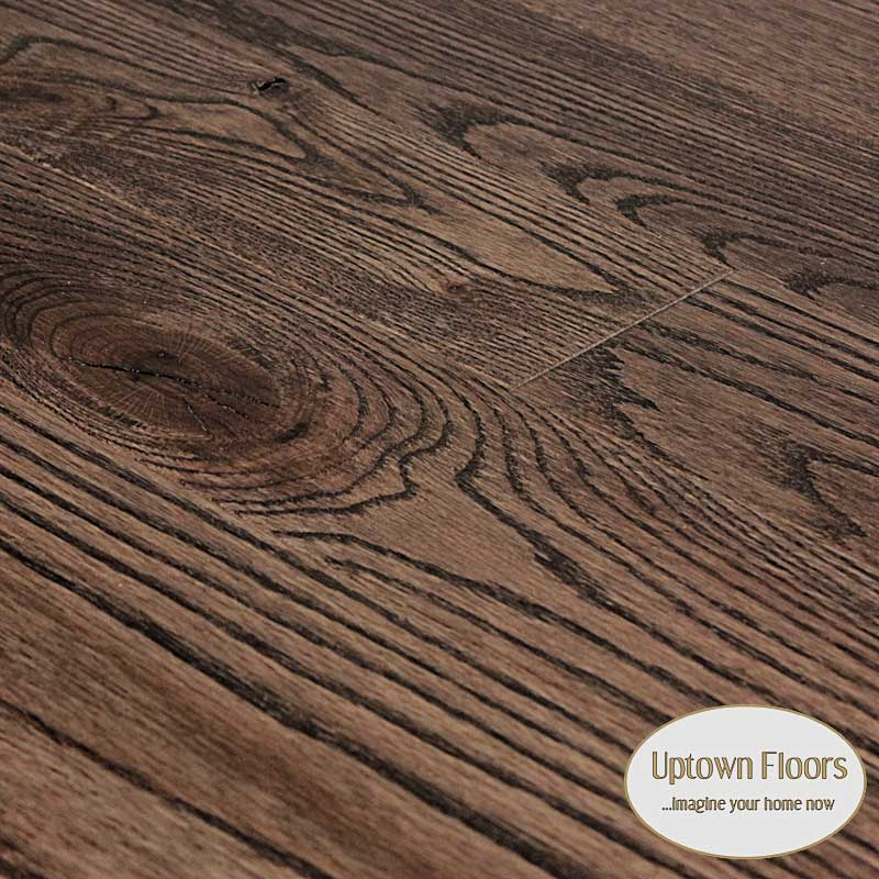 Jacobean Stained Character Red Oak