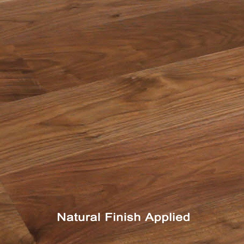 Unfinished Engineered Walnut Clear Hardwood Flooring Usa