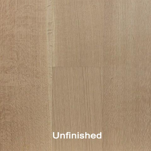 Unfinished Engineered White Oak Clear Rift & Quartered hardwood