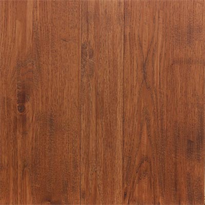 hand scraped Hickory wide plank