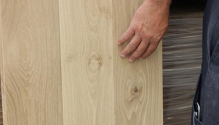 Color Matching White Oak