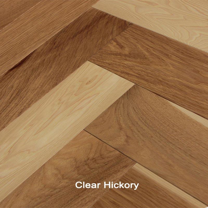Herringbone chevron wood floors unfinished prefinished for Hardwood flooring prefinished vs unfinished