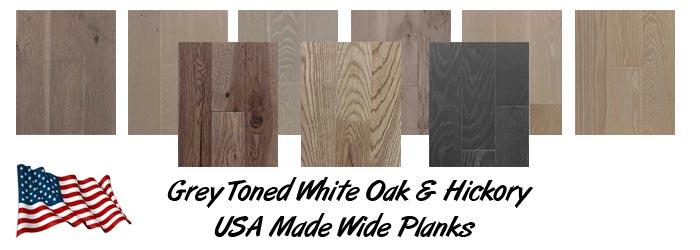 Gray Stain On Red Oak Hardwood Floor Finishing