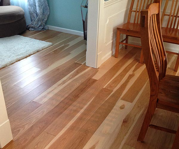 Hickory engineered clear
