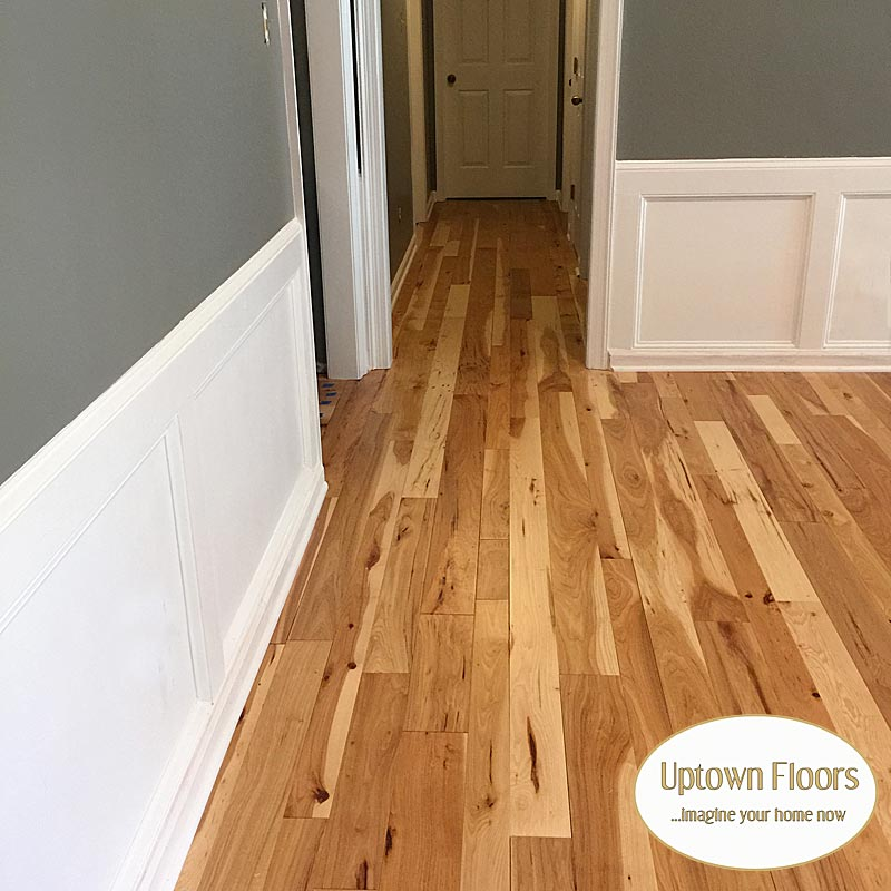 Random Mixed Width Plank Engineered Wood Floors Usa Made