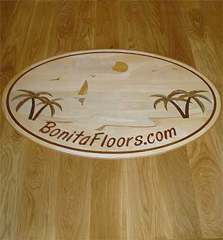 Bonita floors medallion