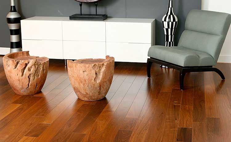 Brazilian Walnut Flooring Pictures Colors Hardness