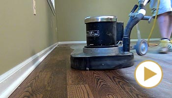 Hardwood Floor Finishing
