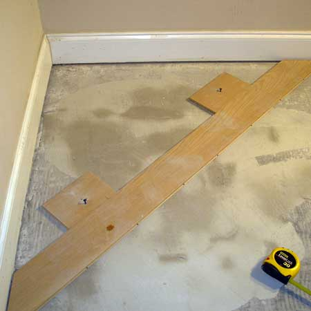Installing Hardwood Flooring Parallel To Joists