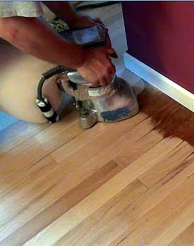 Hardwood Flooring Edgers Sanding