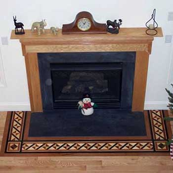 Oshkosh border ar hearth
