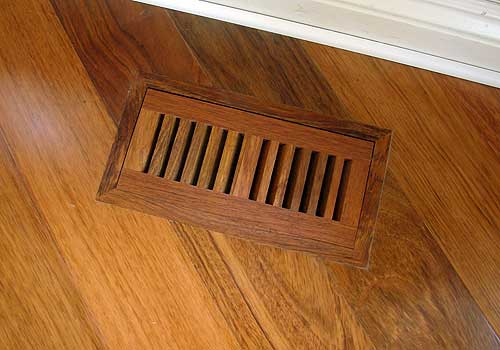 Brazilian Cherry Floor Vent