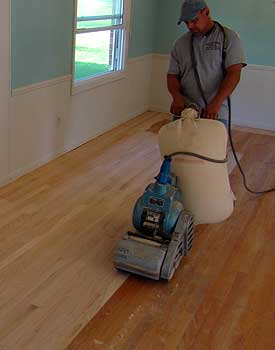Refinish wood floors increase resale value
