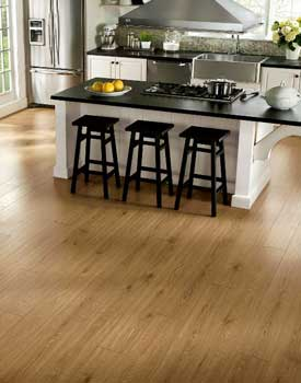 Long plank laminate floors