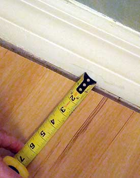 Expansion gaps contraction of hardwood floors explained for Wood floor expansion gap