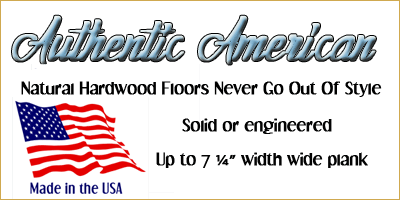 USA Made hardwood floors