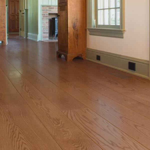 character red oak engineered