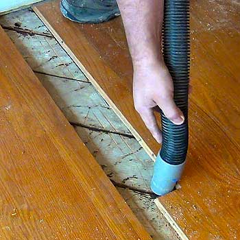 Remove Amp Replace Solid Hardwood Floor Boards Video
