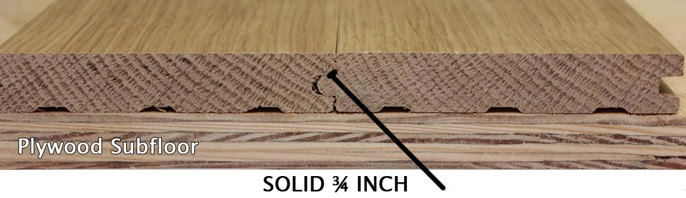 3 4 Hardwood Flooring 3 14 solid oak hardwood flooring in leather Our Thick 52mm Wear Layer Product Equals The Longevity Of Traditional Solid 34 Inch Hardwood Floors