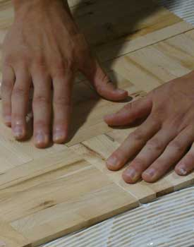 Do it yourself hardwood floors easy hard explained installing parquet paper back solutioingenieria Gallery