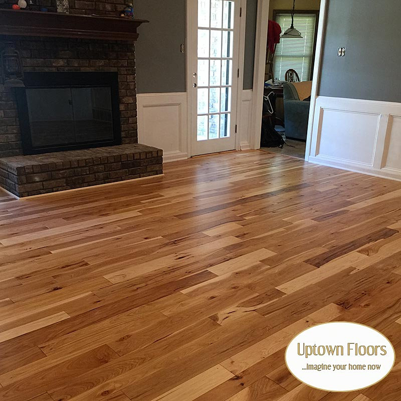 Medium Stained Walnut Hardwood Solid Or Engineered Usa