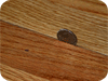 Hardwood floor gaps