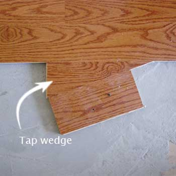 Why flooring straps make my life as an installer easier wood floor personally i never used them but went with the wedging trick before straps were available ppazfo