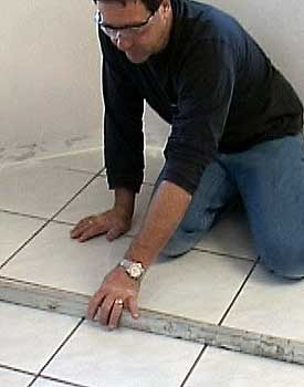 Installing Hardwood Floors Over Tile