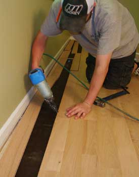 Do It Yourself Hardwood Floors Easy Hard Explained