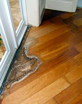 Water Damaged Hardwood Floors Time Cost Repair
